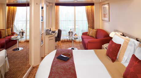 Cruises With Celebrity Summit Staterooms