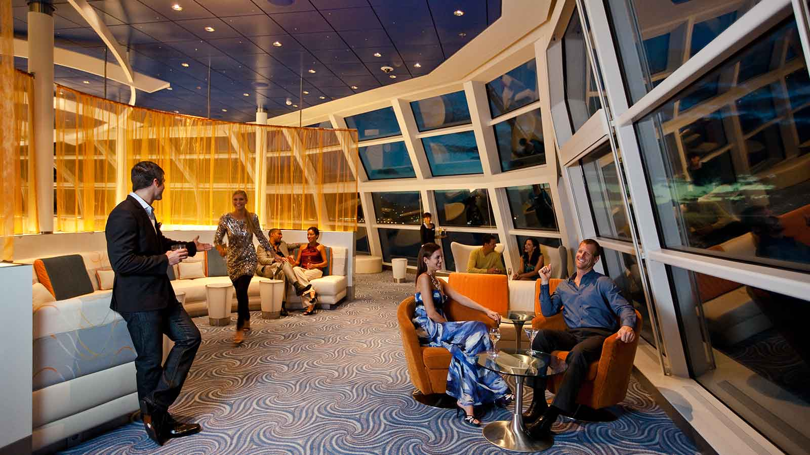 Swinging on celebrity equinox that can