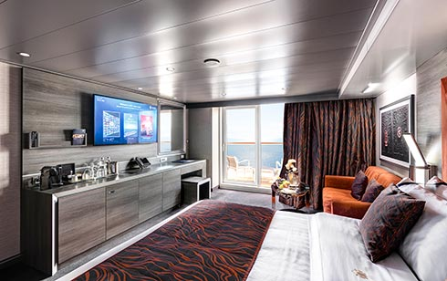 MSC Yacht Club Deluxe Suite - Wellness