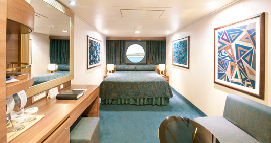 Ocean View stateroom - Welness Experience