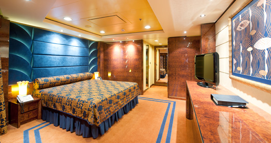 MSC Yacht Club Executive and Family Suite