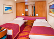 Mid-Ship Inside Stateroom
