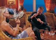 The Humidor Cigar Lounge