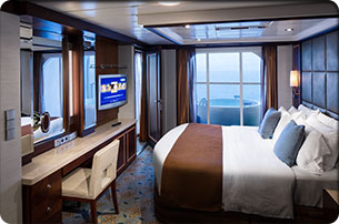 Cruises With Allure Of The Seas Staterooms