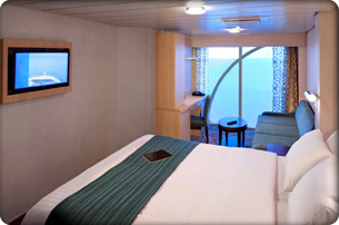 Preferred Oceanview Stateroom