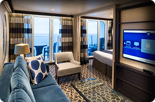 Superior Grand Suite with Balcony