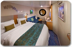 Interior Stateroom - Mid Double