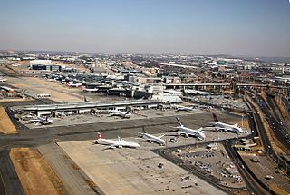 O R Tambo International Airport