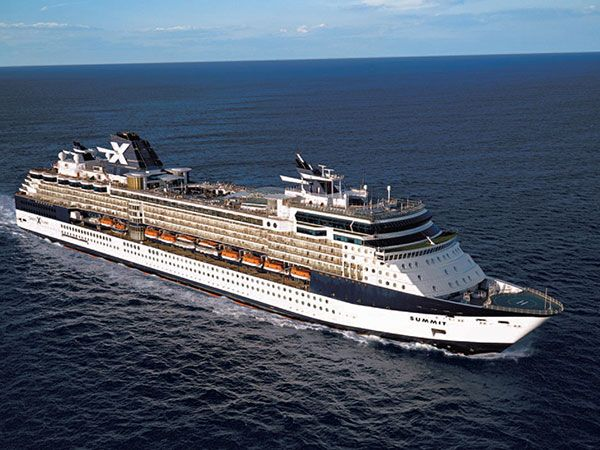 Celebrity Summit Cruise Ship Stats: Review, Photos ...